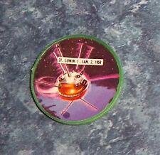 Dare Foods ,Krun-Chee ,Gordon's Krun-Chee  Space Coins 1960's # 31 Lunik 1 # 3