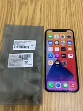 Apple iPhone X - 64GB - Silver (Unlocked) A1901(GSM) Bad Bottom Speaker