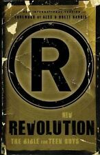 NIV, Revolution: The Bible for Teen Guys, Hardcover: Updated Edition by Zonderv