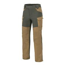 Helikon-Tex Hybrid Outback Pants DuraCanvas Coyote/Taiga Green Outdoor Hose