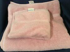 Royal Velvet Bath Towels Fieldcrest Cotton Hand Towel & Bath Towel Dusty Rose