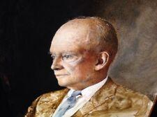 "Andrew Wyeth ""Eisenhower Portrait"" American Regionalism Realism Art 35mm Slide"