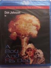 A BOY AND HIS DOG DVD (Blu-ray, Widescreen)