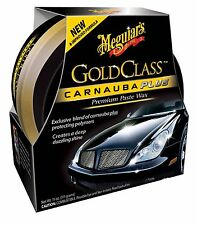 Meguiar`s Meguiars Gold Class Carnauba Paste Wax 311g G7014 NEW FORMULA