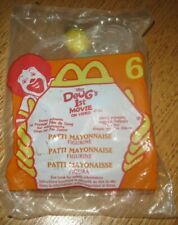 1999 Doug's First Movie McDonalds Happy Meal Toy - Patty Mayonnaise #6