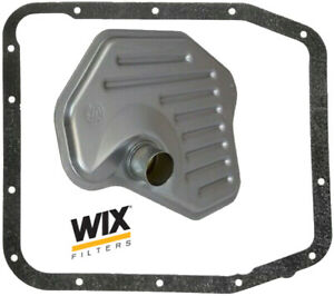 Auto Trans. Filter Kit WIX for FORD Lincoln Mercury W. Gasket REPLACE OEM# FT105
