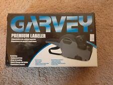 Garvey Price Gun Single Line Tag Labeler 22-7 -Used