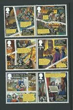GREAT BRITAIN 2016 GREAT FIRE OF LONDON UNMOUNTED MINT