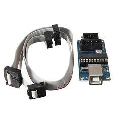 2PCS USBTiny USBtinyISP AVR ISP programmer for Arduino bootloader Meag2560 UNO