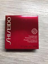 Shiseido Translucent Pressed Powder 7g/0.24oz NIB