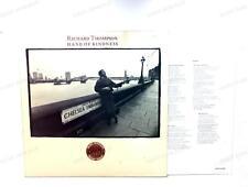 Richard Thompson - Hand Of Kindness GER LP 1983 + Innerbag, DMM /3