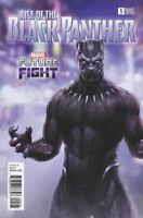 Rise of the Black Panther #5 Marvel Future Fight Variant Cover B