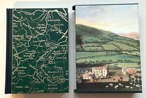 A TOUR THROUGH THE WHOLE ISLAND  OF GREAT BRITAIN  - THE FOLIO SOCIETY, 2006