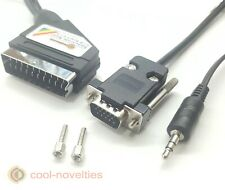 ZX Spectrum Next RGB Analog Scart TV Cable - High Quality Lead