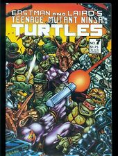 Teenage Mutant Ninja Turtles Comics #7, NM+ 9.6, 1st Color TMNT Story