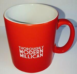 SARAH MILLICAN - Thorougly Modern Millican - Bumper Car 2011 Tour - Rare Mug