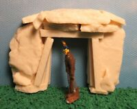 Adit - mine tunnel entrance - small - OO/HO Gauge/1:76 scale - Unpainted