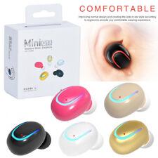Universal Wireless Bluetooth In Ear Earpiece Earphone Earbud Headphone For Phone