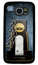 NORTH CAROLINA CHAMPS PHONE CASE FOR SAMSUNG NOTE GALAXY S3 S4 S5 S6 S6 S7 S8 +