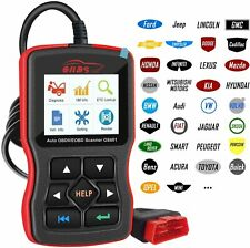OBDScar OS601 OBD2 Scanner Universal Automotive Engine Fault Code Reader EOBD