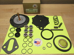 1949 TO 1953 CADILLAC 60 62 SERIES DOUBLE ACTION FUEL PUMP KIT FOR MODERN FUELS