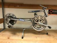 1971 Schwinn Bicycle Co derailleur gear DEMONSTRATOR shop DISPLAY