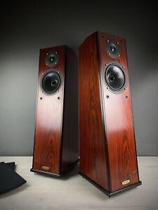 RUARK Templar II Floorstanding Speakers in Rosewood Finish. 99p NR