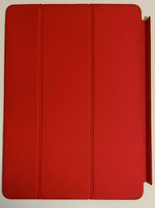 Apple Smart Cover for iPad 9.7-inch - Red (iPad Air 1 and 2, iPad 5th and 6th)