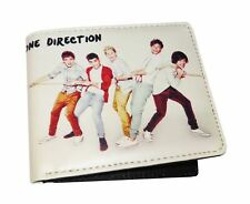 One Direction Wallet Pop Star 1D  Bifold Mens Womens Unisex Card Holder