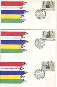 100th Running of the Stawell Easter Gift (3no. AP SC's) 1981