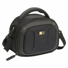 Case Logic QPB-22 Compact Camera/Camcorder Carry Case (Black/Gray)