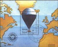 Laos Block94 (kompl.Ausg.) gestempelt 1983 200 Jahre Luftfahrt
