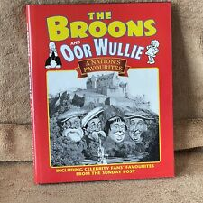 The Broon's  and Oor Wullie. A Nation's Favourites. 2000.