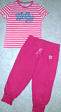 Mädchen Sport-Freizeit Caprihose,T-Shirt NIKE,  Gr-140