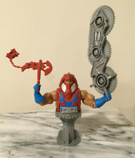 MOTUC Rotar Masters of the Universe no Twistoid MOTU He-Man Skeletor