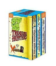 Treasure Hunters Set by Patterson, James -Hcover