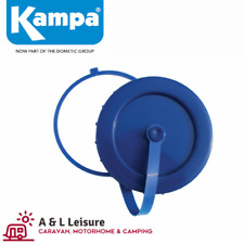 Spare Cap & Retainer For Kampa Water Stroller, Roly Poly 80mm Cap Fits Aquaroll