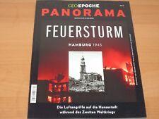 """GEO EPOCHE PANORAMA Nr. 12 """"FEUERSTURM HAMBURG 1942"""""""