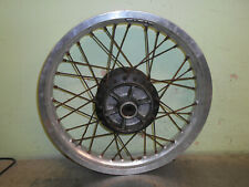 kawasaki  klr  250  rear  wheel