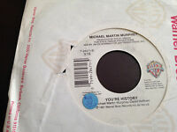 Michael Martin Murphey Youre Hstory & A Face in the Crowd  45 RPM