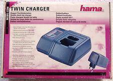 Twin Charger / Doppel Tischladestation von Hama - unbenutzt !