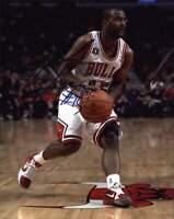 John Lucas signed NBA basketball 8x10 photo W/Certificate Autographed 001