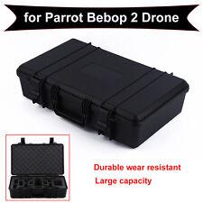 Black Hard Carrying Case Protective Storage Bag for Parrot Bebop 2 RC Drone Quad