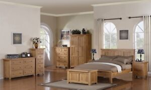 Devon/Clovelly Oak Bedroom Furniture