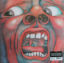 In The Court of The Crimson King by King Crimson (200 gm LP, Import, EU, KCLP1)