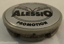Alessio Wheels Silver Custom Wheel Center Caps (1) # CP