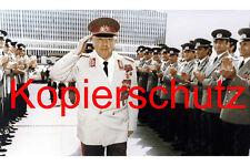 A25 Armeegeneral Erich Mielke Minister für Staatssicherheit DDR Foto 20x30 cm