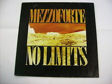 MEZZOFORTE - NO LIMITS - LP VINYL GERMANY 1986 EXCELLENT