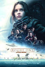 AUTHENTIC - ROGUE ONE: A STAR WARS STORY 27x40 DS Movie Poster