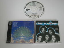 THE JACKSONS/TRIUMPH(EPIC CDEPC 86112) JAPAN CD ALBUM